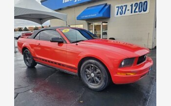 2007 Ford Mustang for sale 101417658