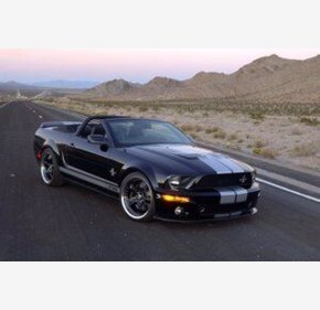 2007 Ford Mustang Shelby GT500 for sale 101426213