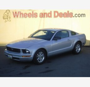 2007 Ford Mustang for sale 101435449