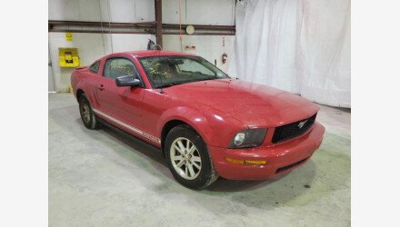 2007 Ford Mustang Coupe for sale 101436185