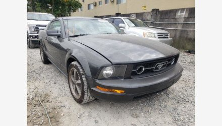 2007 Ford Mustang Coupe for sale 101436186