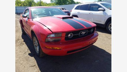 2007 Ford Mustang Coupe for sale 101436189