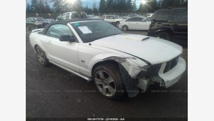 2007 Ford Mustang GT Convertible for sale 101436336