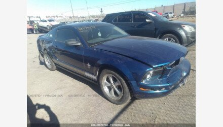 2007 Ford Mustang Coupe for sale 101436351
