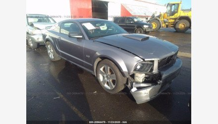 2007 Ford Mustang GT Coupe for sale 101436393