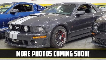 2007 Ford Mustang for sale 101436478