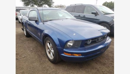 2007 Ford Mustang Coupe for sale 101436853