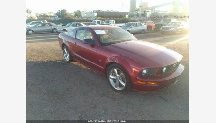 2007 Ford Mustang GT Coupe for sale 101437191