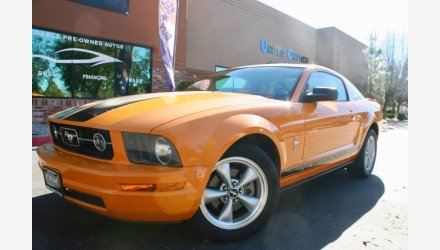 2007 Ford Mustang for sale 101439941