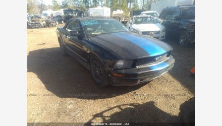 2007 Ford Mustang Convertible for sale 101454059