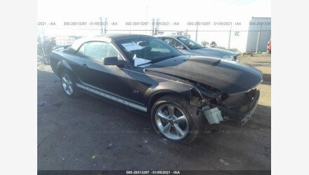 2007 Ford Mustang GT Convertible for sale 101458333