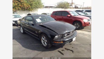 2007 Ford Mustang Coupe for sale 101465074