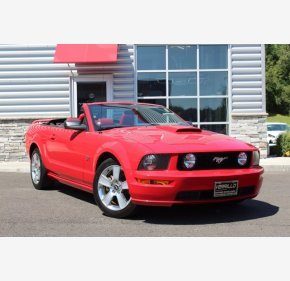 2007 Ford Mustang for sale 101466076