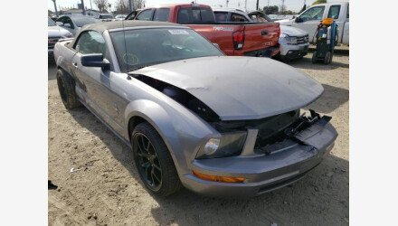 2007 Ford Mustang Convertible for sale 101467398