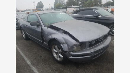 2007 Ford Mustang Coupe for sale 101468074