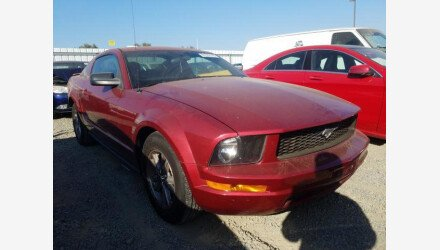 2007 Ford Mustang Coupe for sale 101468641