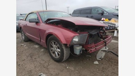 2007 Ford Mustang Convertible for sale 101468658
