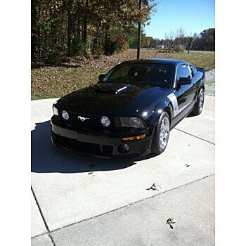 2007 Ford Mustang for sale 101490220
