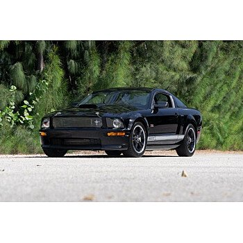 2007 Ford Mustang for sale 101498803