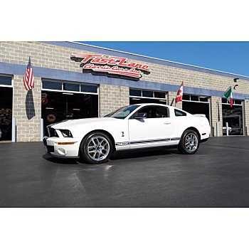 2007 Ford Mustang Shelby GT500 Coupe for sale 101514339