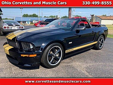 2007 Ford Mustang for sale 101541470