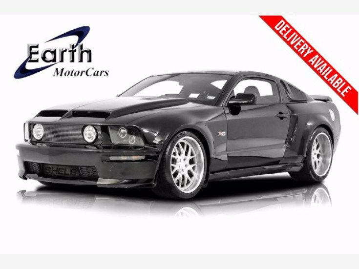 2007 Ford Mustang GT Coupe for sale 101549664