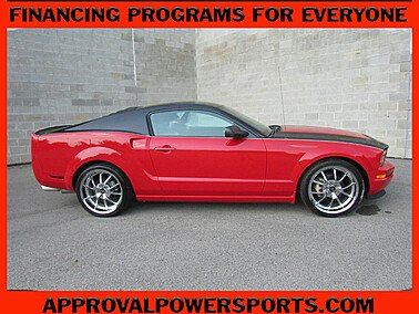2007 Ford Mustang for sale 101550757