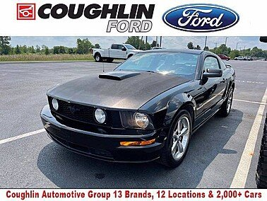 2007 Ford Mustang GT Premium for sale 101551125