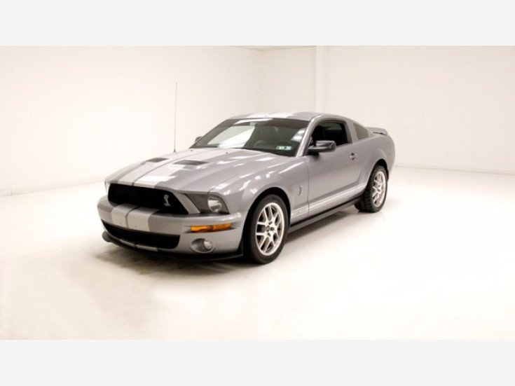 2007 Ford Mustang Shelby GT500 Coupe for sale 101594938