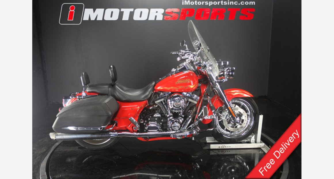 2007 Harley-Davidson CVO for sale 200594877
