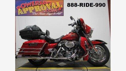 2007 Harley-Davidson CVO for sale 200647265