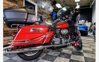 2007 Harley-Davidson CVO for sale 201077280