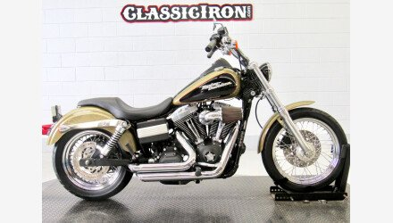 2007 Harley-Davidson Dyna for sale 200632583