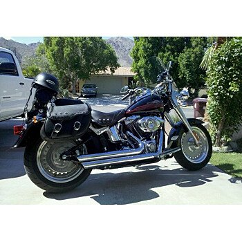 2007 Harley-Davidson Softail Fat Boy for sale 200507106