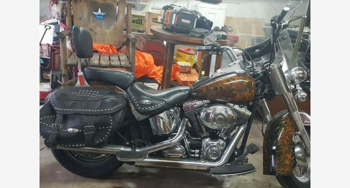 2007 Harley-Davidson Softail for sale 200522893