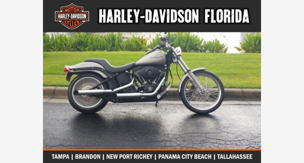 2007 Harley-Davidson Softail for sale 200600663