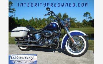 2007 Harley-Davidson Softail for sale 200649203