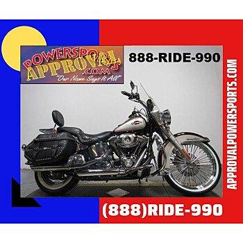 2007 Harley-Davidson Softail for sale 200575669