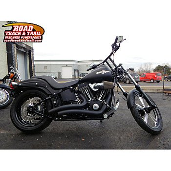 2007 Harley-Davidson Softail for sale 200685273