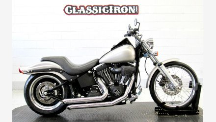 2007 Harley-Davidson Softail for sale 200700374