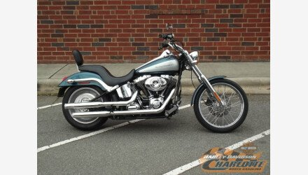 2007 Harley-Davidson Softail for sale 200705099