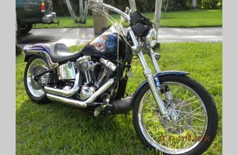 2007 Harley-Davidson Softail for sale 200742296