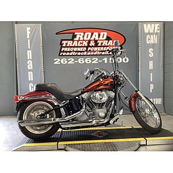 2007 Harley-Davidson Softail for sale 200796152