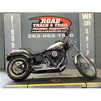 2007 Harley-Davidson Softail for sale 200799828