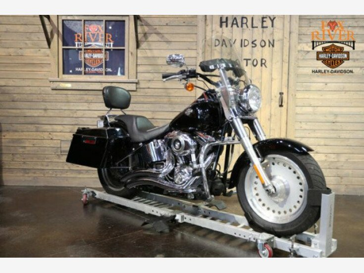 Motorcycles For Sale Chicago >> 2007 Harley Davidson Softail For Sale Near Chicago Illinois