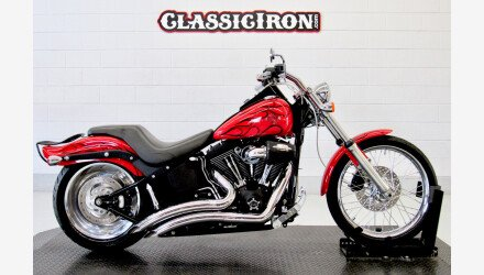 2007 Harley-Davidson Softail for sale 200810728