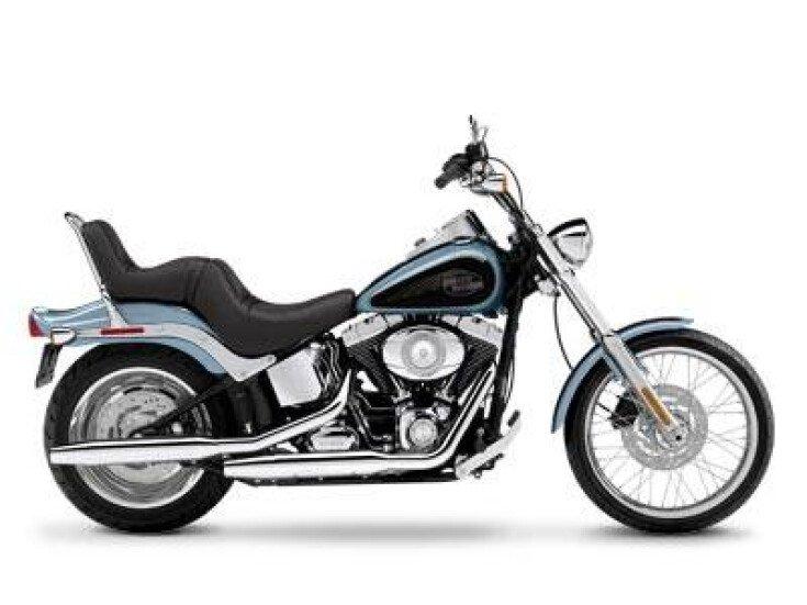 2007 Harley-Davidson Softail for sale 200827761