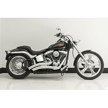 2007 Harley-Davidson Softail for sale 200834278