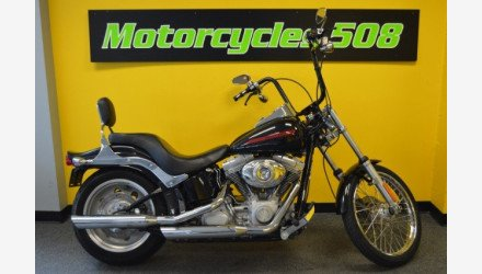 2007 Harley-Davidson Softail for sale 200875264