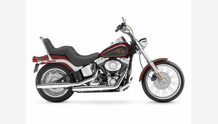 2007 Harley-Davidson Softail for sale 200942264